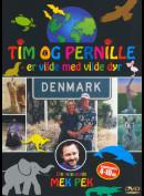u8816 Tim og Pernille: Er Vilde Med Vilde Dyr (UDEN COVER)