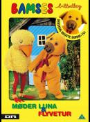 u10817 Bamses Billedbog 34 - Møder Luna & Flyvetur (UDEN COVER)