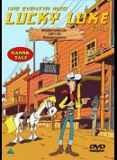 u11633 Lucky Luke: Nye Eventyr Med (03) (UDEN COVER)