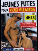 11035c Jeunes Putes Pour Vieux Villageois