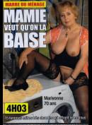 11035æ Mamie Veut Qu'on La Baise