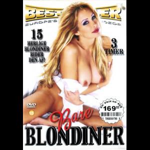 11022j Bestseller 0348: Bare Blondiner
