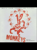 c6990 Paul Buckmaster: 12 Monkeys (Music From The Motion Picture)