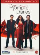 The Vampire Diaries: Sæson 1-3