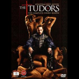 The Tudors: Sæson 3 (Sex, Magt Og Intriger: Sæson 3)