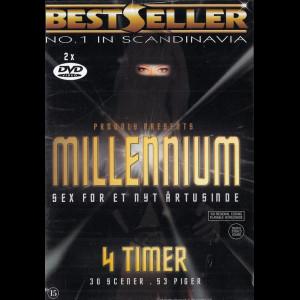 11025k Bestseller 0014: Millennium (HJØRNERNE KLIPPET AF PAPIRET I COVERET)