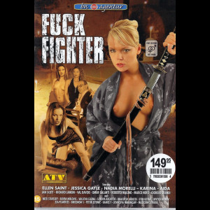 11015r Bestseller 0772: Fuck Fighter (B88)
