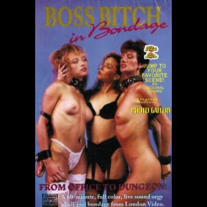 7547 Boss Bitch In Bondage