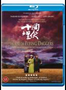 -1442 House Of Flying Daggers (KUN ENGELSKE UNDERTEKSTER)