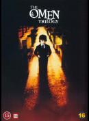 The Omen Trilogy Boks  -  3 disc