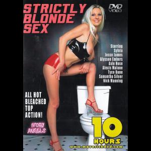 7335c Strictly Blonde Sex