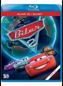 Biler 2 [Blu-ray 3D]