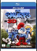 Smølferne 3D [Blu-ray 3D+2D]