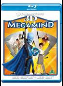 Megamind [3D-Blu-Ray]