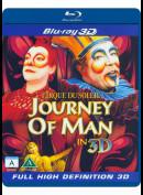 Cirque Du Soleil - Journey of Man [Blu-Ray 3D]