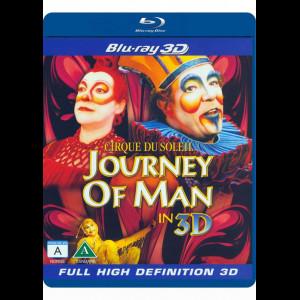 Cirque Du Soleil - Journey Of Man (Blu-Ray 3D)