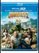 Journey 2: The Mysterious Island (Blu-Ray + Blu-Ray 3D)