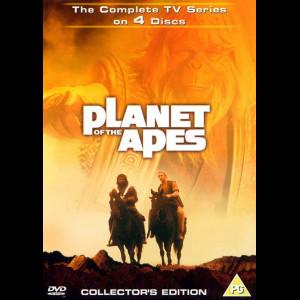 -8450 Planet Of The Apes: The Complete TV Series  -  4 disc (1974) (KUN ENGELSKE UNDERTEKSTER)