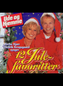 c7086 Birthe Kjær & Henrik Krogsgaard: 12 Julefavoritter