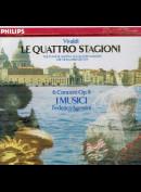 c7117 Vivaldi:– Le Quatro Stagioni 6 Concerti Op. 8