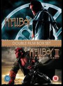 Hellboy 1+2  -  2 disc