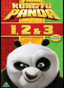 Kung Fu Panda 1 2 & 3