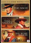 3 x John Wayne