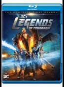 DCs Legends Of Tomorrow: Sæson 1