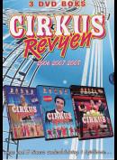Cirkusrevyen 2006, 2007, 2008