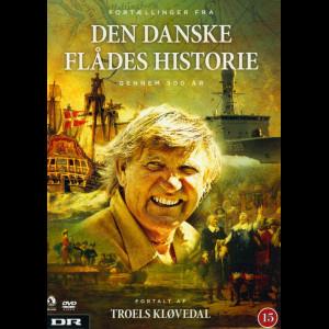 Fortællinger Fra Den Danske Flådes Historie  -  2 disc