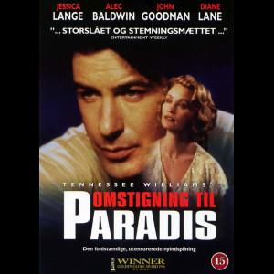 Omstigning Til Paradis (1995) (Jessica Lange) (A Streetcar Named Desire)