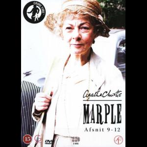 Agatha Christies Miss Marple Afsnit 9-12