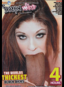 14242 The Worlds Thickest Black Cock