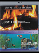Cosy Fire + Blue Waters