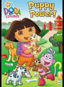-7805 Dora The Explorer: Puppy Power (KUN ENGELSKE UNDERTEKSTER)