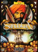 Sandokan - Tigeren Fra Malaysia Boks 1