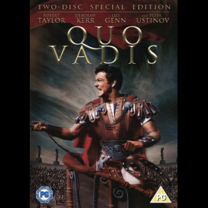 Quo Vadis  -  2 disc (1951) (Robert Taylor)