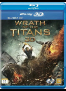 The Wrath Of The Titans (Blu-Ray 3D)