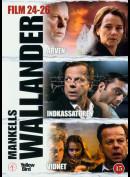Wallander: Film 24-26