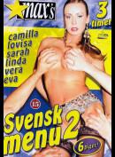 18264 Maxs: Svensk Menu 2