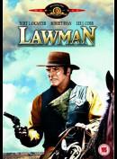 Jeg Er Loven (The Law Man) (1971) (Spansk Cover)