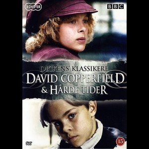 Dickens Klassikere: David Copperfield & Hårde Tider  -  3 disc