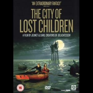 u10922 The City Of Lost Children (UDEN COVER)