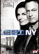 CSI: New York: Sæson 9 - The Final Season