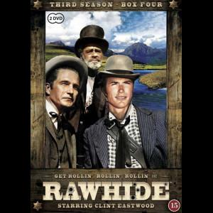 Rawhide: Sæson 3 - Boks 4