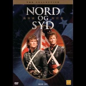 -4372 Nord og Syd - 6 disc - Bog 1 + 2