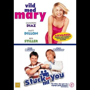 Vild Med Mary + Stuck On You  -  2 disc