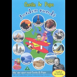 Cecilie & Pepo: Jorden Rundt