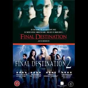 Final Destination 1 + 2  -  2 disc