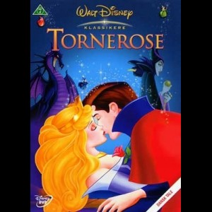 Tornerose - Disney Klassiker - Guldnummer 16